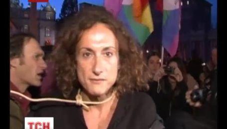 В Сочи за протест в поддержку геев задержали ЛГБТ-активиста