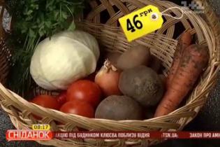 Сварить борщ в Украине стоит дороже, чем в России и Беларуси
