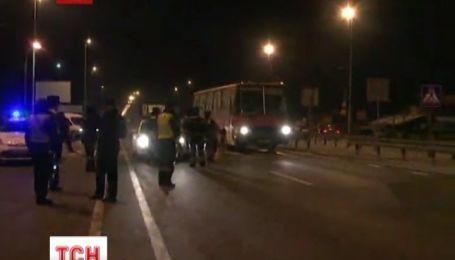 Основні в'їзди до Києва залишаються вільними