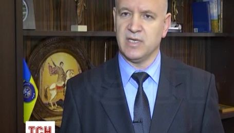 Начальника столичной милиции Валерий Мазан обратился к митингующим