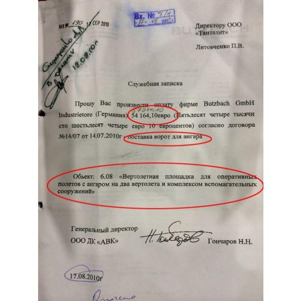 """""""Черная"""" бухгалтерия Януковича: миллионные растраты, взятки и неслыханная роскошь"""