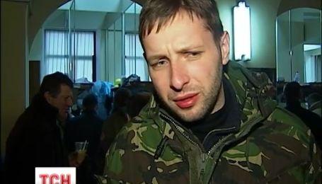 """Парень, который поставил ультиматум оппозиции на Майдане: """"Я не герой"""""""