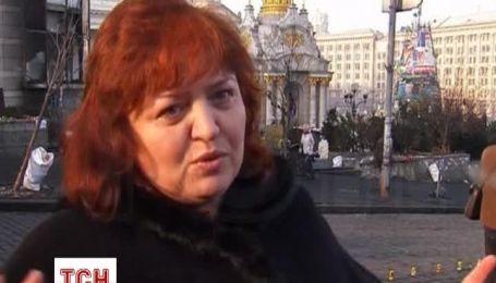 """Майдановцы надеются на изменения, чтобы """"люди погибли не зря"""""""