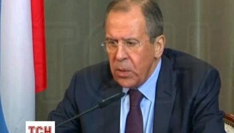Росія не збирається втручатися у справи України - Лавров