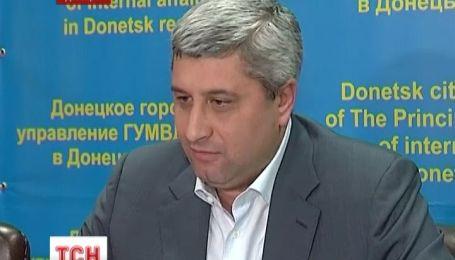 Реєструючись на рейс до Москви Віктор Пшонка вчинив бійку