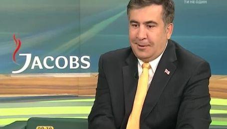 Саакашвили уверяет , что следующие 6 месяцев являются решающими для Украины
