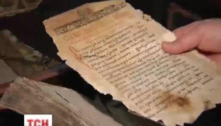 Науковці офіційно підтвердили історичну цінність стародруків, знайдених у Межигір'ї