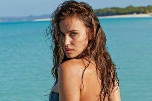 Ирина Шейк откровенно для Sports Illustrated Swimsuit