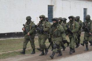 Українські військові у Севастополі не дали себе роззброїти