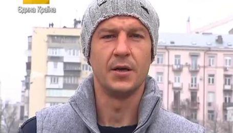 Футболисты признались в любви к Украине: стоп насилию!
