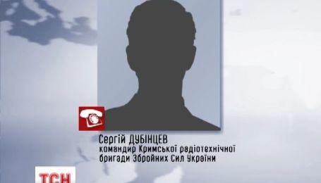 Российские захватчики пытались выманить оружие у украинских военных