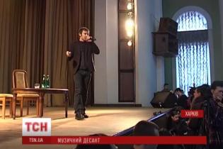 Вакарчук с Расторгуевым и Земфирой собираются организовать концерт мира в Крыму