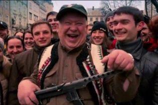 """Львівські """"бендерівці"""" зняли жартівливе відео для Путіна: """"Вова, не сци!"""""""
