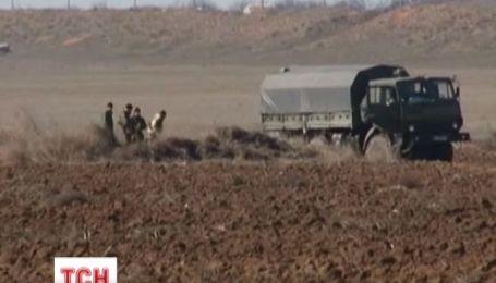 Российские военные могут спровоцировать техногенную катастрофу в Крыму