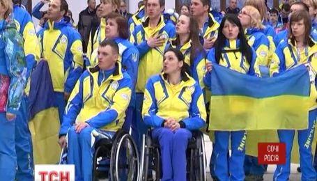 Украинской взяли первое золото на Паралимпиаде в Сочи