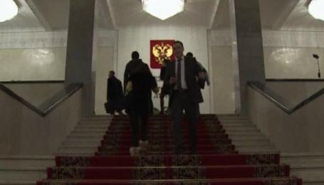 В Думе обсудили дальнейшие шаги в судьбе Крыма