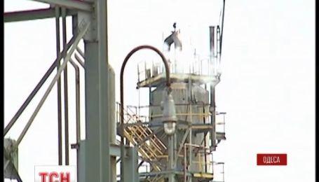 В Одесі заарештували паливо нафтопереробного заводу Сергія Курченка