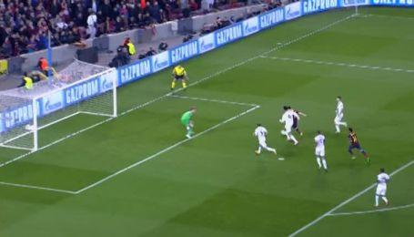 Барселона - Манчестер Сити - 2:1. Видео матча