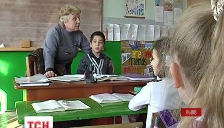 Крымские дети пошли во львовские школы и детсады