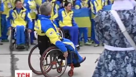 Паралимпийская сборная Украины проигнорировала приглашение на обед с россиянами