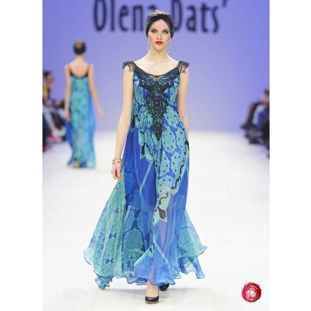 UFW: коллекция Olena DATS' в стиле казацкого барокко