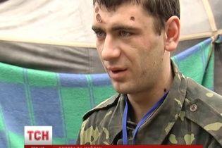 На Запорожье сожгли дом самооборонца Майдана, а его самого пытали в райотделе