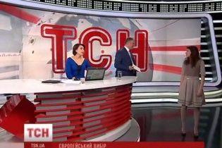 Чорновол и Червоненко устроили скандал в эфире ТСН
