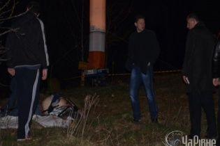 Фотографії з місця вбивства Саші Білого шокують жорстокістю