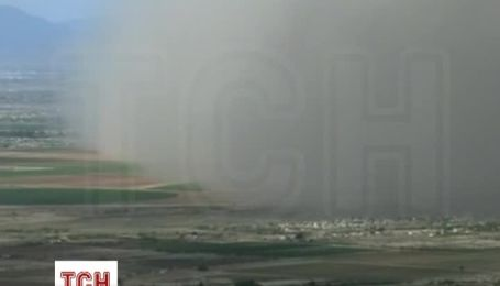 Величезна хмара пилу накрила Аризону