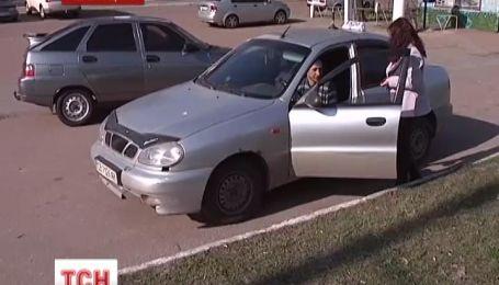 В Чернигове таксисты боятся брать пассажиров на дороге