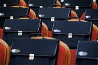 В Украине уволят более 50% чиновников