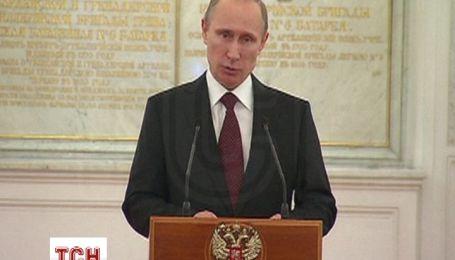 Путин отдаст Украине военную технику