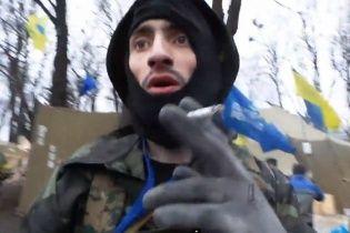 В Харькове задержали одиозного сепаратиста по кличке Топаз