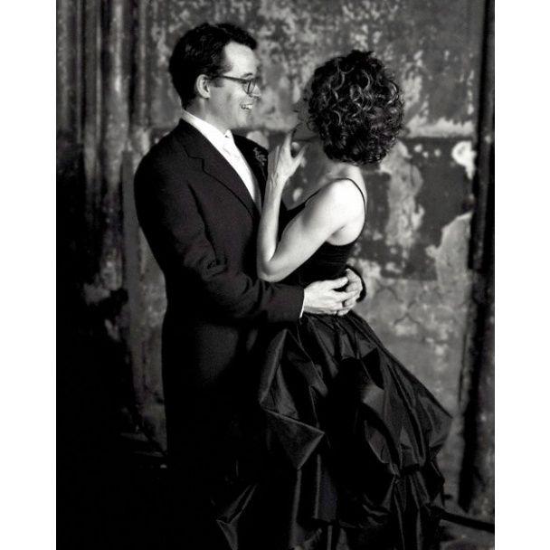 Можно ли выходить замуж в чёрном платье