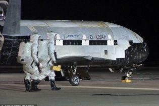 Найсекретніший безпілотник США повернувся з космосу після двох років польоту