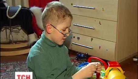 Журналісти спробували показати світ очима дітей аутистів