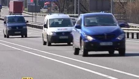 ДАІ готує для водіїв цілий пакет змін до правил дорожнього руху