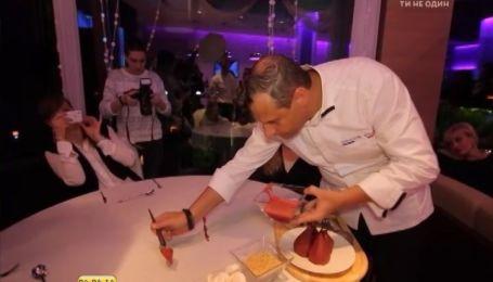 В ресторанах Одессы появились именные столики Ольги Фреймут