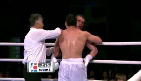 Отамани - Росія - 1:4. Відео бою Ганзуля - Якушев