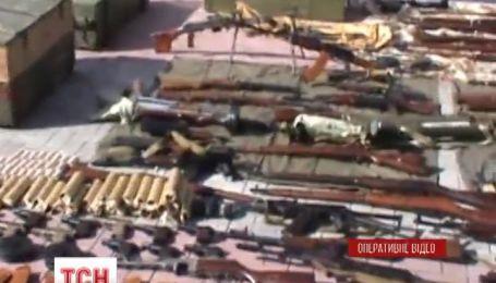 СБУ задержала группу диверсантов в Луганске