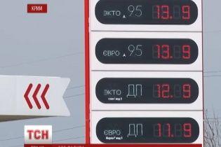 Крим опинився на межі бензинової кризи