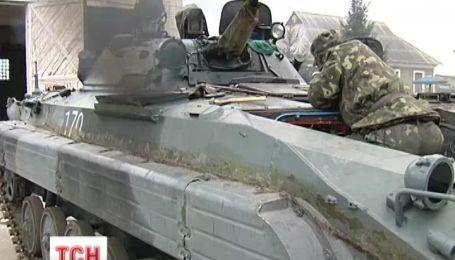 Військовим наказали оживити усю техніку