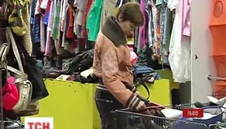 Во Львове открыли благотворительный супермаркет