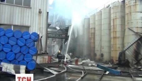 У результаті вибуху на хімзаводі в Китаї зникли 7 осіб