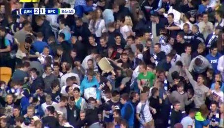 Динамо - Ворскла - 2:1. Видео гола Ярмоленко