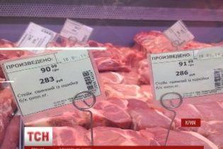 В Крыму цены на продукты выросли в 2 раза, а зарплаты и пенсии до сих пор не повысили