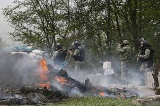 На Донеччині під час перестрілки з бойовиками загинули 8 силовиків – Тимчук
