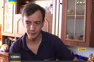 Сепаратисты выбивали из коломыйского журналиста признание, что он из УНА-УНСО