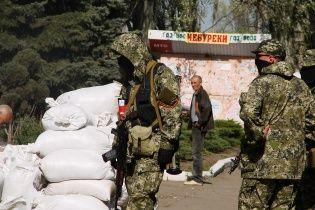 На Донбасі від рук терористів вже загинули 78 людей