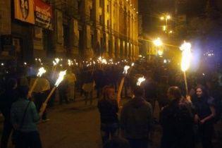 """У РНБО впевнені, що """"смолоскипна хода"""" на Майдані була замовлена російськими спецслужбами"""